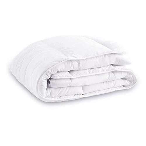 Celeep Thin Duvet Insert (86'x 86') - White, All Season Down Alternative Comforter Insert,...