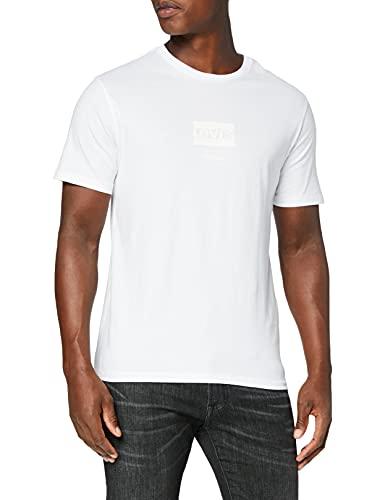 Oferta de Levi's Logo Graphic Camiseta, Sportswear Tonal White, M para Hombre