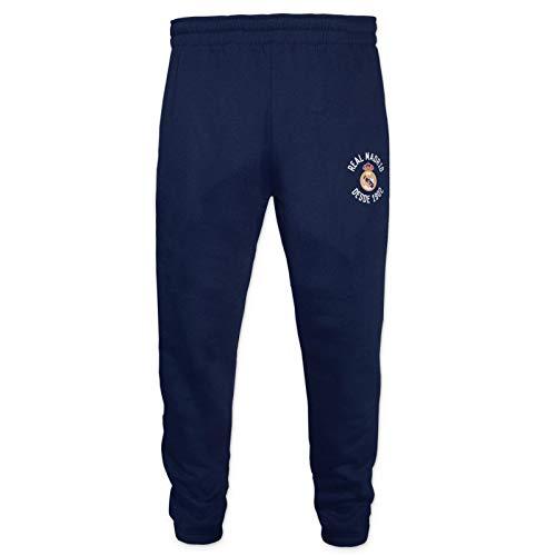 Real Madrid - Pantalones de fitness ajustados - Para niño - Producto oficial - 12 años