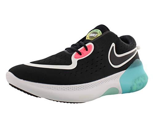 Nike Mens Joyride Dual Run Running Shoes (9.5, Cerulean/Black/Enamel Green/Fire Pit)
