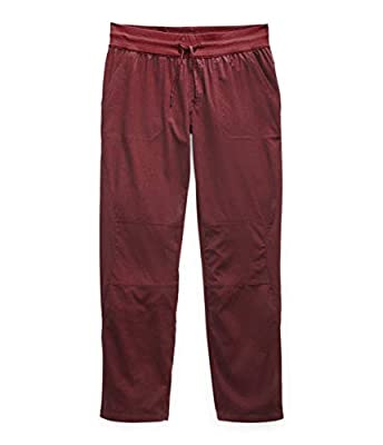 The North Face Women's Aphrodite Motion Pant, Barolo Red, S, SHT