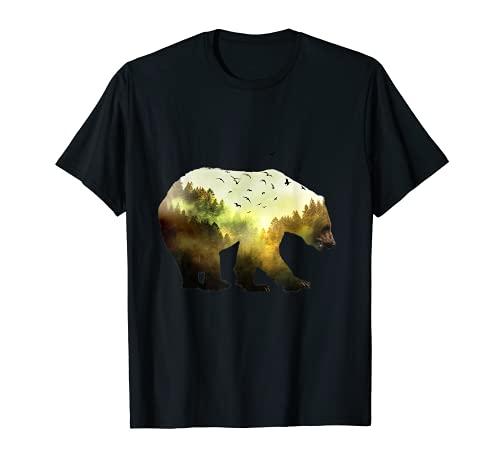 Oso de protección del medio ambiente Preserve & Protect Camiseta