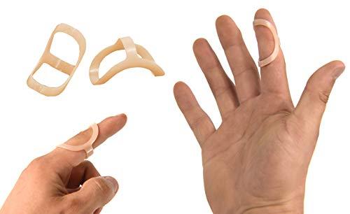 BraceOn EZ Finger Splint - Trio 3-Pack (10,11,12)
