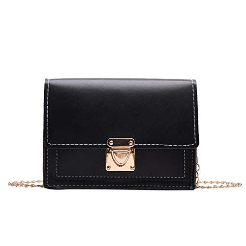 Women Leather Crossbody Shoulder Purse Chain Messenger Bag for Girls Split Fashion Clutch Women Fashion Shoulder Handbags Women Leather Crossbody Medium Messenger Bag Fashion Crossbody Shoulder Bag for Women Fashion Shoulder Handbags Women Fashion Sn...