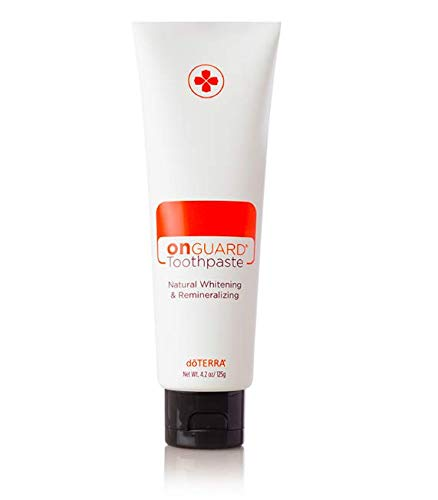 doTERRA - On Guard Natural Whitening Toothpaste - 4.2 oz