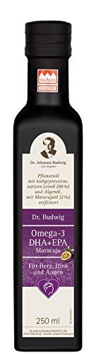 Dr. Budwig Omega-3 DHA + EPA Maracuja - Das Original