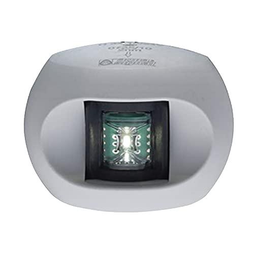 Aqua Signal 345037 Série 34 LED Stern Light - Boîtier Blanc