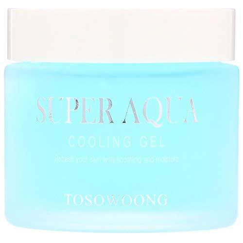 [Tosowoong] Crema hidratante 80 g/contenido de agua profunda del océano + hidratante + aumento de resiliencia/cosméticos