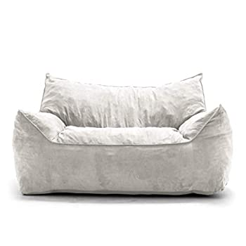 Big Joe Imperial Fufton in Comfort Suede Plus Cement