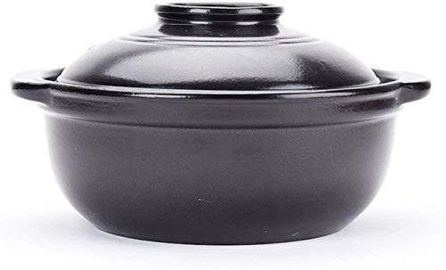 XY-M Casserole Sound Pot Stew Pot Casserole Caserole - Material Duro de...