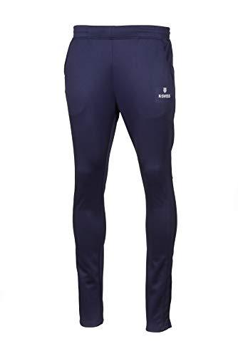 K-Swiss Heritage Tracksuit Pantalon de Tenis, Hombre,...