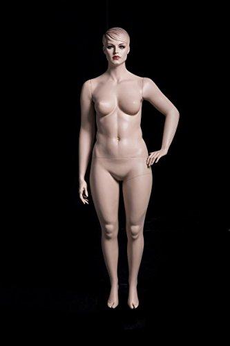 Qubeat Mollige, weibliche Schaufensterpuppe