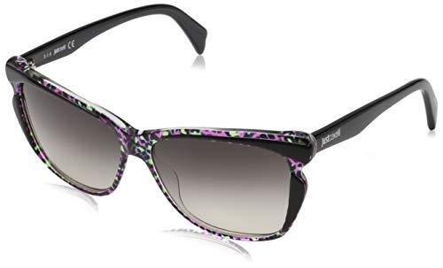Just Cavalli Jc738S-80B-Violett Gafas de sol, Morado (Violeta), 57.0 para Mujer