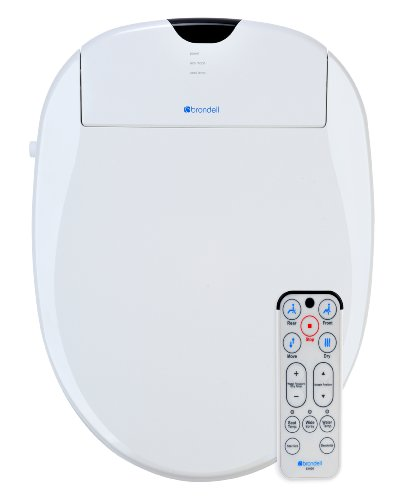 Brondell S1000-EW Swash Advanced Bidet Toilet