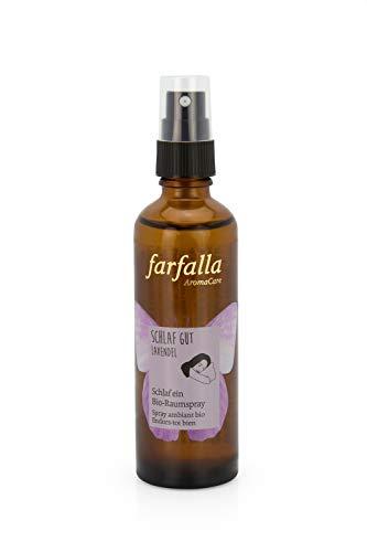 Farfalla Bio-Raumspray Schlaf Schön Lavendel 75ml