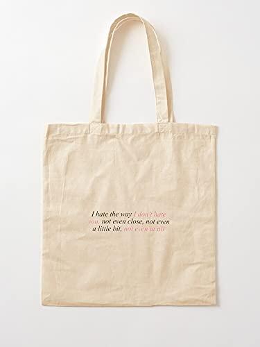 You Movie Romance Romance 10 I 90S Teen Hate Things Movies About | Einkaufstaschen aus Segeltuch mit Griffen, Einkaufstaschen aus robuster Baumwolle