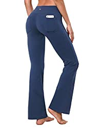 Top 10 High-Quality Affordable Bootcut Yoga Pants for Women That Won't Tear Up During Your Daily Fitness/Yoga Routine 14