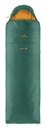 Ferrino Lightec 950 SSQ, Sacco a Pelo Unisex Adulto, Verde, Taglia unica