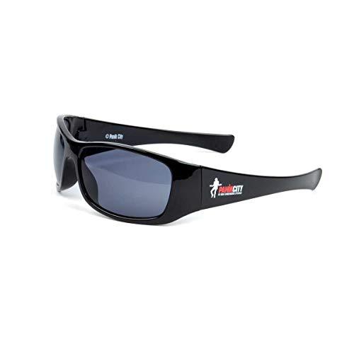 MMmedia GmbH Panik City - Udo Lindenberg Sonnenbrille mit Brillenputzbeutel