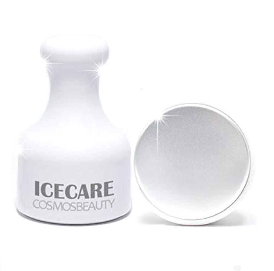 パンダジョリー鹿Cosmosbeauty Ice Care 毛穴ケア、冷マッサージ,フェイスクーラーアイスローラーフェイスローラー顔マッサージ機構の腫れ抜き方法毛穴縮小(海外直送品)