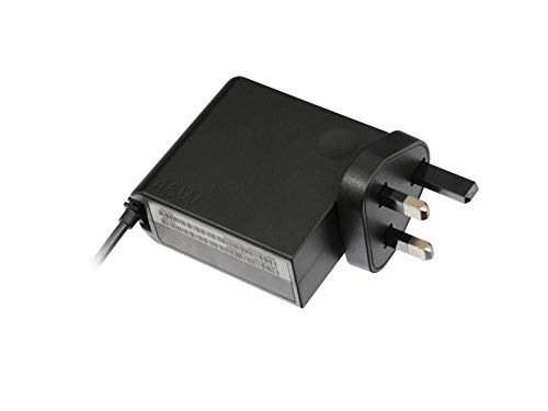 Lenovo USB-C AC-adapter 45 Watt UK wallplug original ThinkPad X1 Yoga (20JD/20JE/20JF/20JG) series