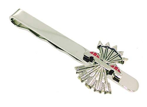 Gemelolandia Pasador de Corbata Yugo y Flechas Falange Española y Las JONS | Pisa Corbatas para Usar en Bodas y en Eventos Formales - Da un Toque Elegante