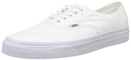 Vans U AUTHENTIC DECON SCOTCHGARD, Unisex-Erwachsene Sneakers, Weiß (true White), 44 EU