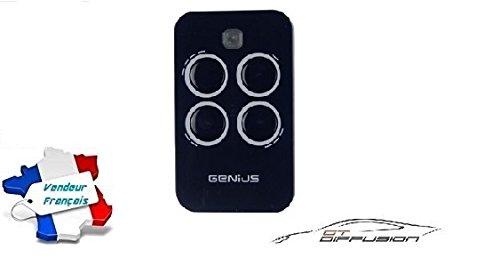 ADYX Genius Echo TX4 afstandsbediening – voor poort en garagedeur