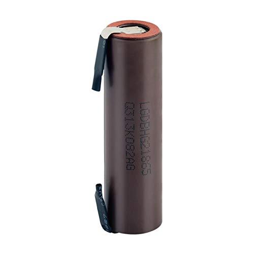 18650 Batería De Litio De Hg2 3.7v 3000mah, Recargable para La Batería De La Linterna 1piece