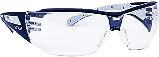 INFIELD セーフティグラス VICTOR ブルー/ライトグレー 9754