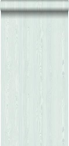 Tapete Holzoptik Mintgrün - 347524 - von Origin - luxury wallcoverings