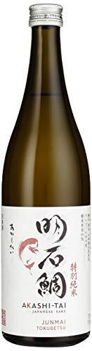 Akashi Sake Brewery Junmai Tokubetsu 15%vol NV (1 x 0.72 l)