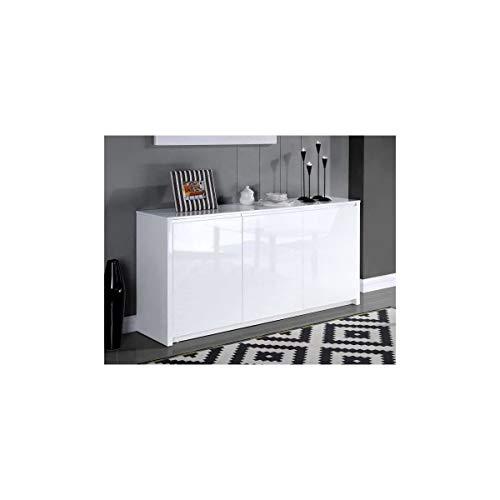 Cole /& Mason h301662g Gourmet Pr/écision Oldbury Glacier Moulin /à sel en h/être laqu/é, blanc brillant