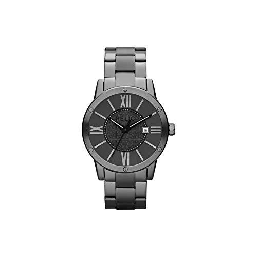 Relic by Fossil Men's Payton Quartz Stainless Steel Dress Watch (Model: ZR11998)