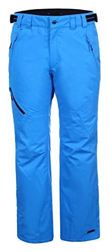 Icepeak Johnny Pantalon de Ski Homme Turquoise FR : L (Taille Fabricant : 52)
