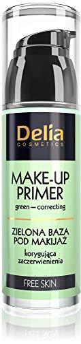 Delia Free Skin Make-up Primer Green-Correcting 35ml