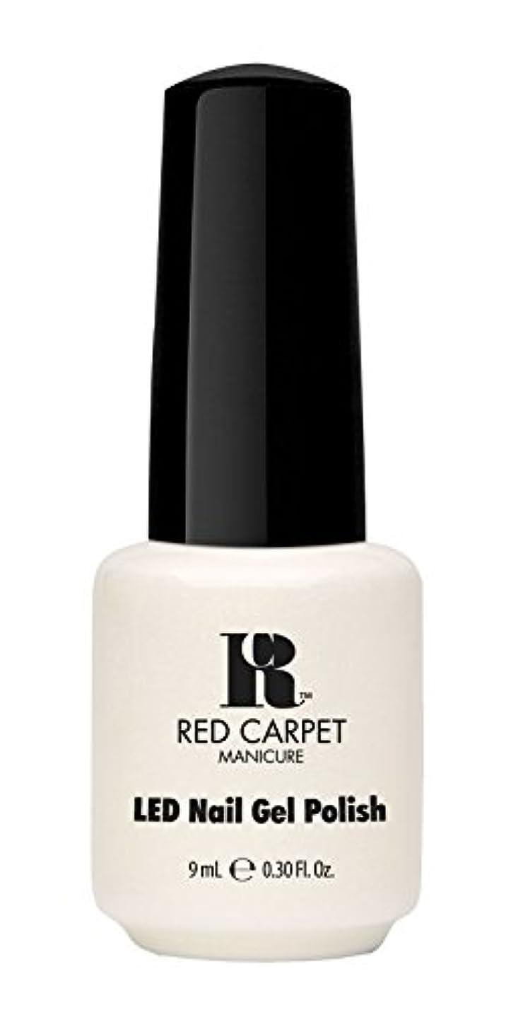 トロピカル求める満了Red Carpet Manicure - LED Nail Gel Polish - #lostmyslipper - 0.3oz / 9ml