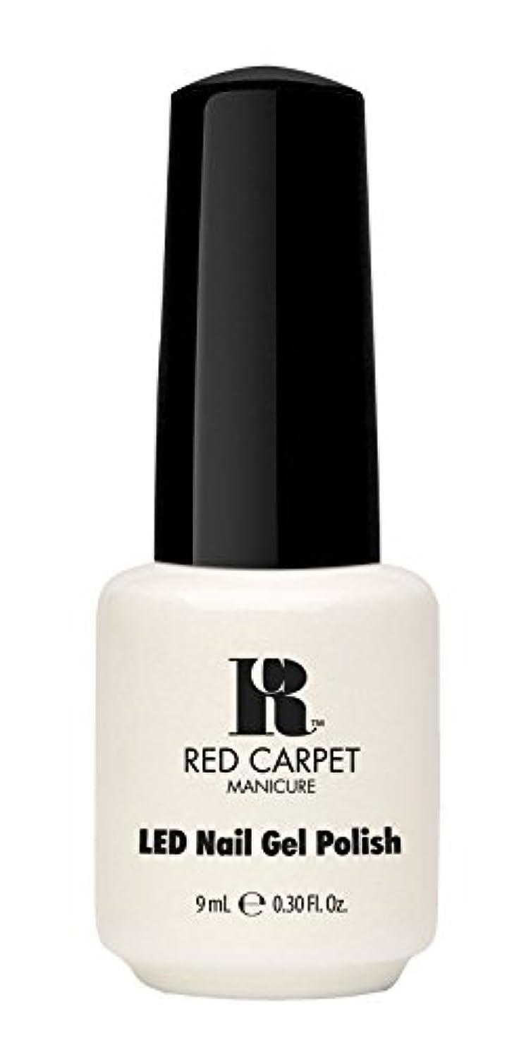 アラートぴかぴか鮫Red Carpet Manicure - LED Nail Gel Polish - #lostmyslipper - 0.3oz / 9ml
