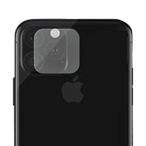 Good Soft Fiber Back Camera Lens Film Película de vidrio templado for iPhone XI 2019 CourageL
