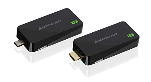 IOGEAR Share Pro USB-C Wireless HD Video Transmitter and Receiver Kit (GWHDKIT11C)