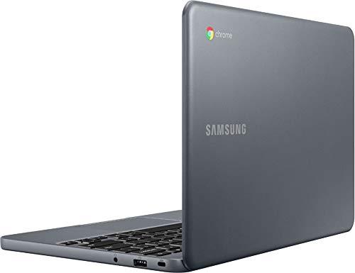 Samsung Chromebook 3 11.6-inch HD WLED Intel Celeron 4GB 32GB eMMC Chrome OS Laptop (Charcoal) 6