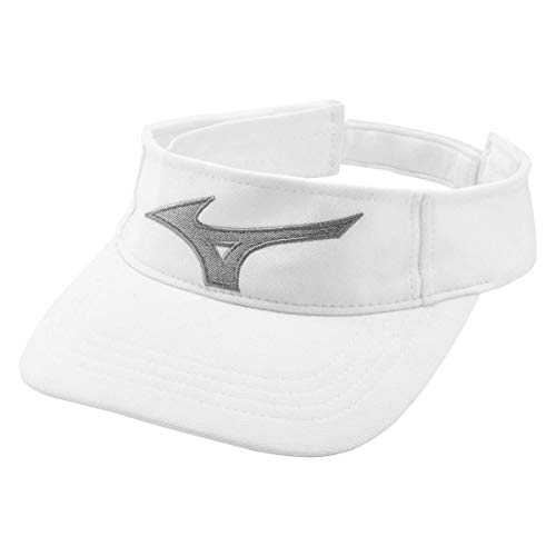 Mizuno Tour Visor Casquette Visières, Blanc (Blanco 01),...