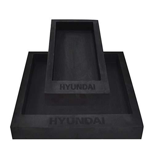 HYUNDAI Werkstattwageneinlage SET 03 für Werkstattwagen, Einlage 1/3 + 2/3 für Schublade,...