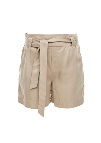 s.Oliver Damen 120.10.004.18.180.2036771 Shorts, Latte, 46