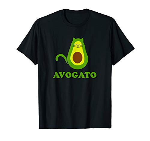 Lustige Avocado Design Avocado Liebhabergeschenke - Avogato T-Shirt