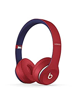 Beats Solo3 Wireless On-Ear Headphones – Beats Club Collection – Club Red  Renewed