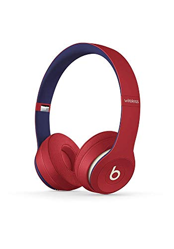 Cuffie Beats Solo3 Wireless - Beats Club Collection - Rosso Club
