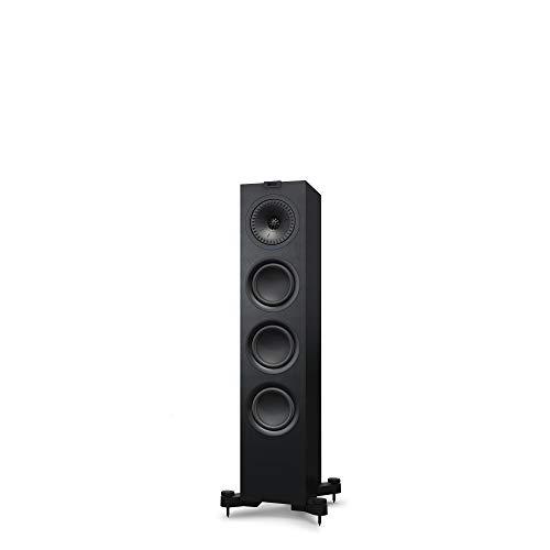 'KEF Q550weiß Lautsprecher–Lautsprecher (Lautsprecher, 2,5-voies, Boden, geschlossen, 2,54cm (1Zoll), 13,3cm (5,25))