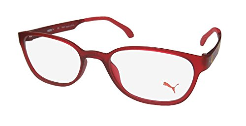 Puma 15438 For Ladies/Women TIGHT-FIT Designed for Jogging/Cycling/Sports Activities Eyeglasses/Eye Glasses