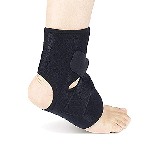 JY88 Ankle Support Adjustable Lightweight Ankle Brace Breathable Material Ankle Sleeve for Men and Women